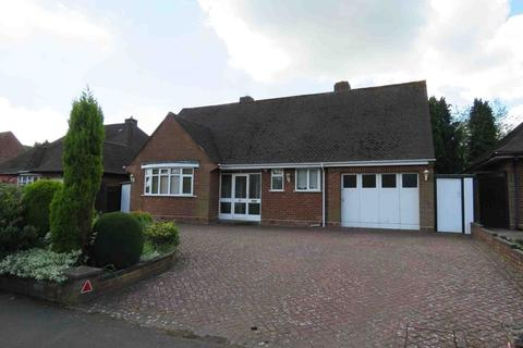 2 bedroom detached bungalow for sale - Monastery Drive, Solihull