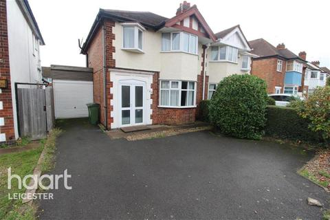 3 bedroom semi-detached house to rent - Narborough Road South close to Fosse Park