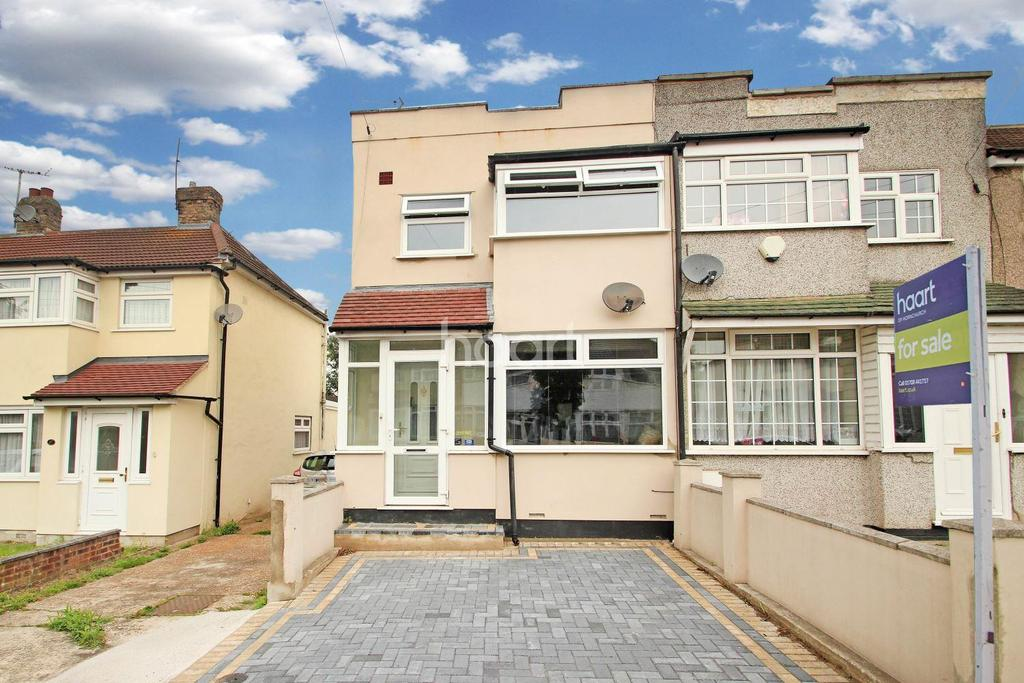 2 Bedrooms Semi Detached House for sale in ELM PARK AVENUE
