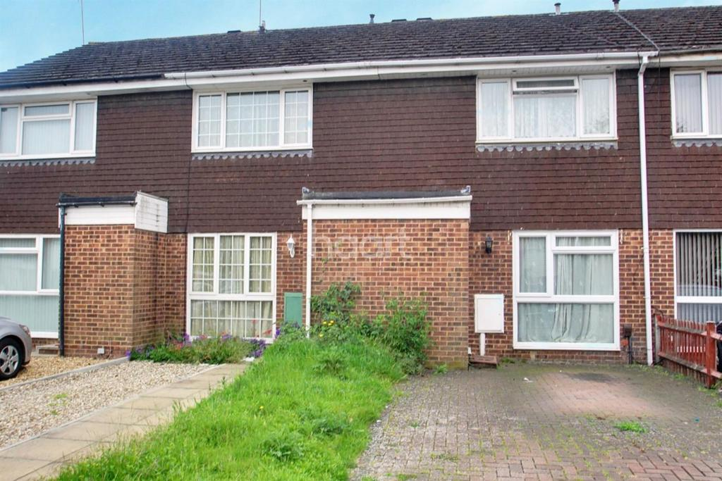 3 Bedrooms Terraced House for sale in Dart close