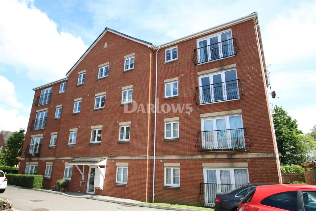 2 Bedrooms Flat for sale in Tatham Road, Llanishen, Cardiff