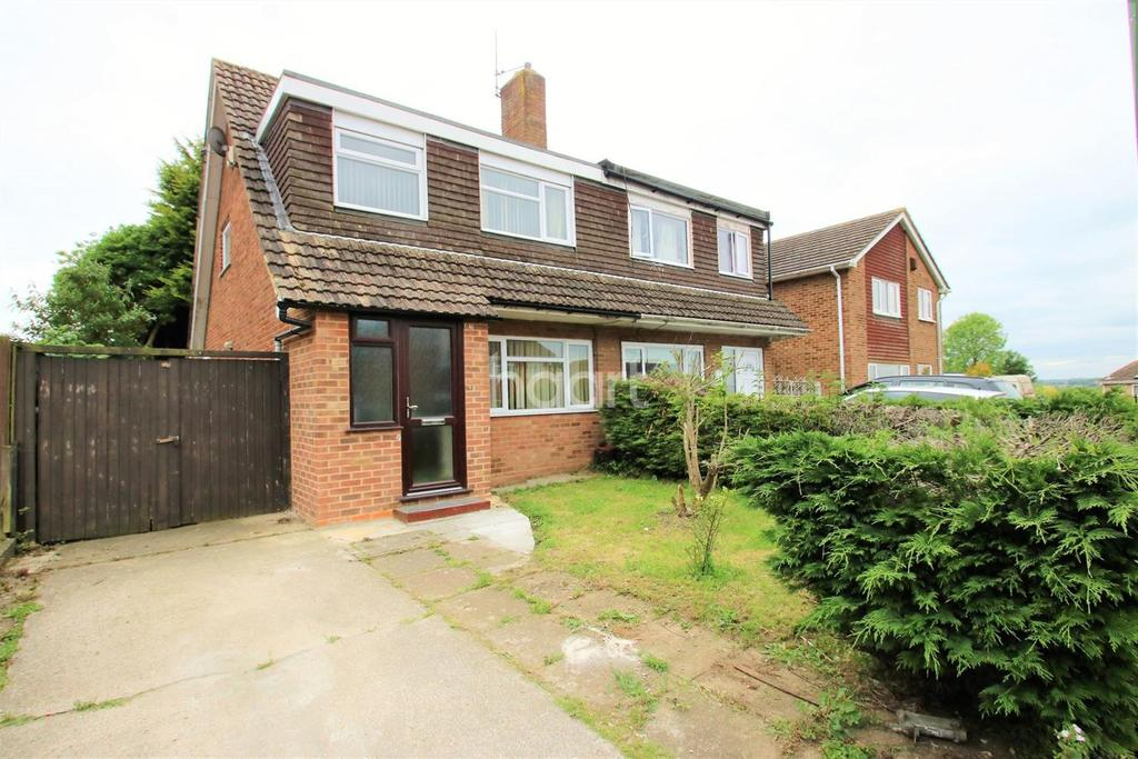 3 Bedrooms Semi Detached House for sale in Forest Hill, Maidstone, ME15