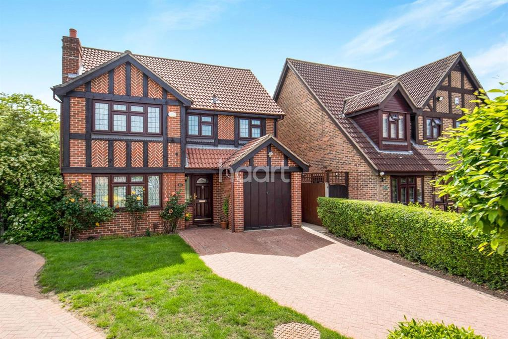 4 Bedrooms Detached House for sale in Yeading