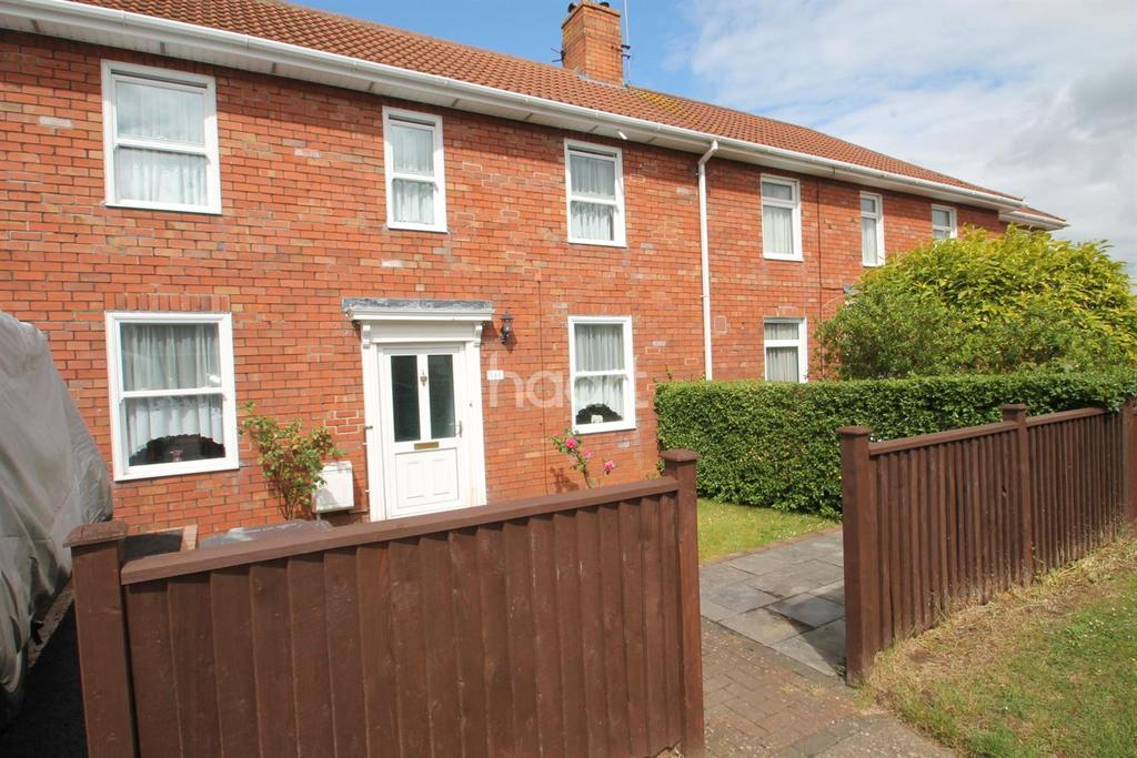 3 Bedrooms Semi Detached House for sale in The Crescent
