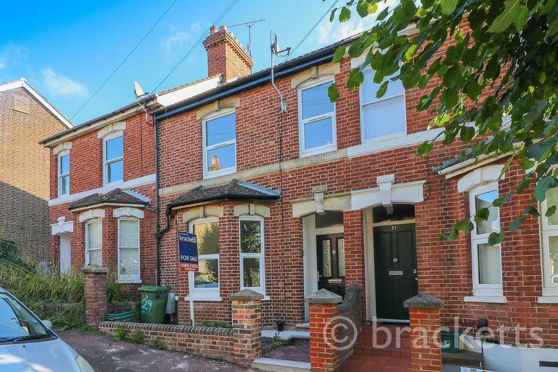 4 Bedrooms Terraced House for sale in Grosvenor Park, Tunbridge Wells