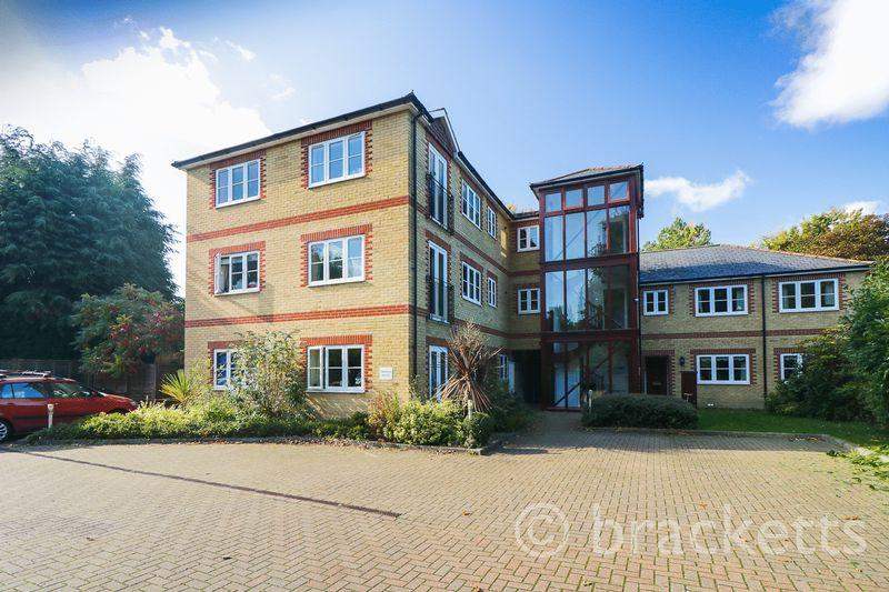 2 Bedrooms Apartment Flat for sale in Georgia House, Shrublands Court, Tunbridge Wells
