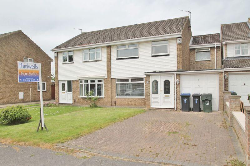 3 Bedrooms Semi Detached House for sale in Blackhall Sands, Acklam