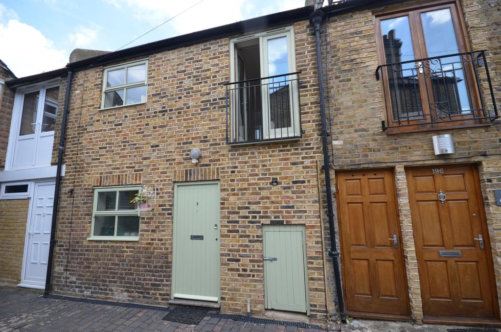 1 Bedroom Terraced House for sale in Poppy Place Theodore Road SE13