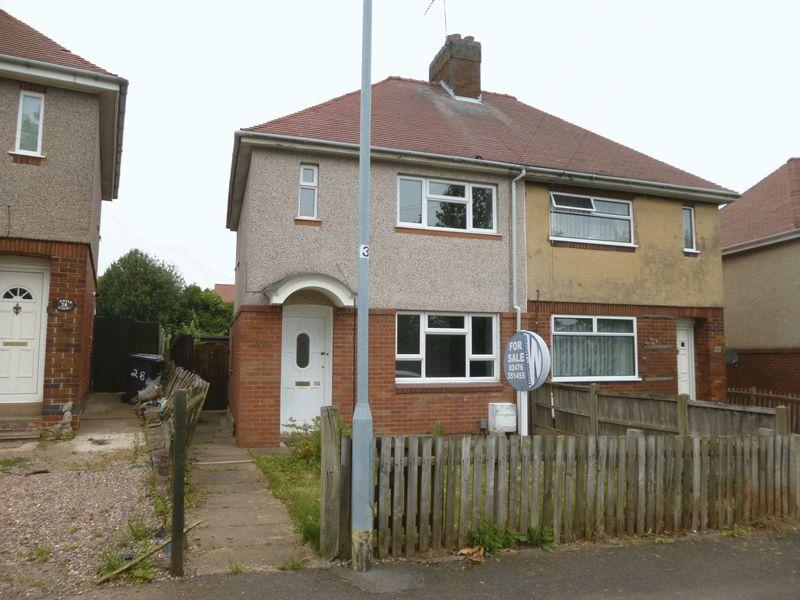 2 Bedrooms Semi Detached House for sale in The Circle, Nuneaton