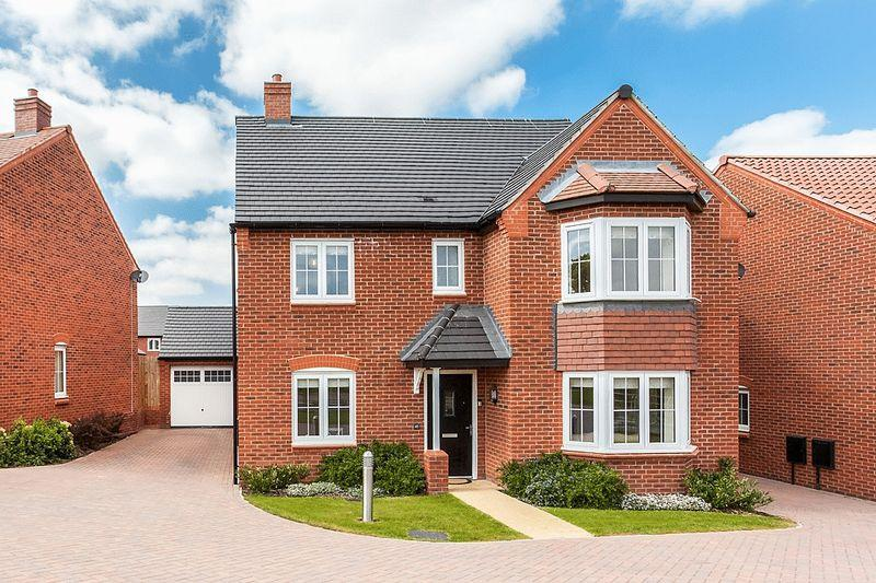 5 Bedrooms Detached House for sale in Field View Road, Congleton