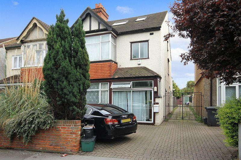 4 Bedrooms Semi Detached House for sale in Lower Addiscombe Road, Addiscombe