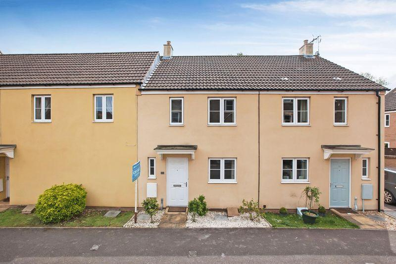 3 Bedrooms Terraced House for sale in Marshall Court, Taunton