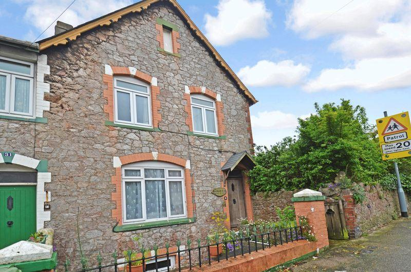 Ellacombe church road torquay 4 bed end of terrace house for 4 church terrace docking