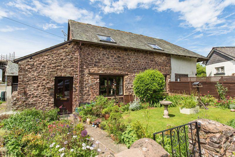 2 Bedrooms Semi Detached House for sale in Barnhaven, Cheriton Fitzpaine