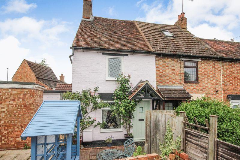 2 Bedrooms Terraced House for sale in The Green, Marston Moretaine
