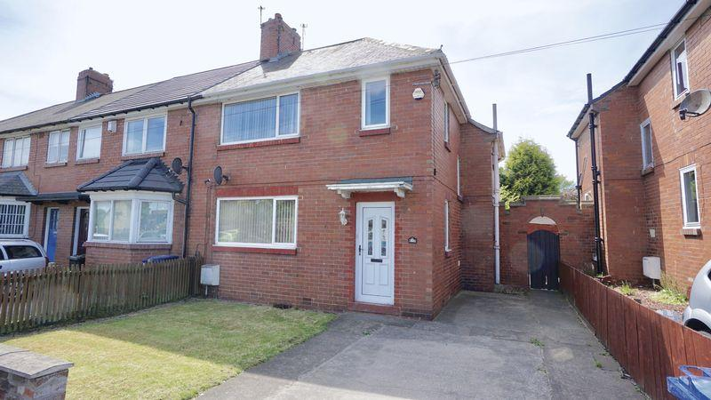 3 Bedrooms Semi Detached House for sale in BENTON ROAD, High Heaton