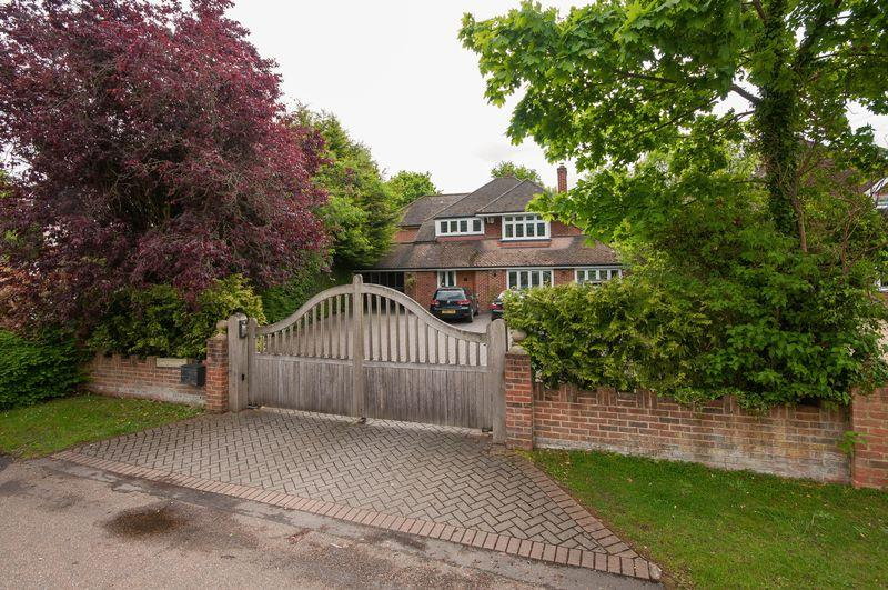 4 Bedrooms Detached House for sale in West Horsley