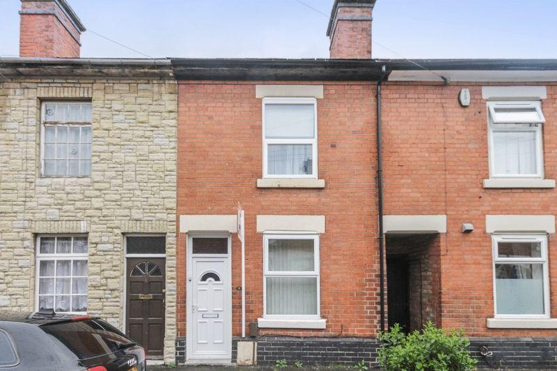2 Bedrooms Terraced House for sale in Bakewell Street, Derby