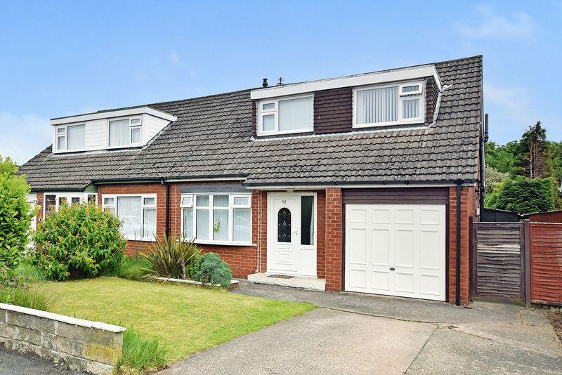 3 Bedrooms Semi Detached House for sale in Malpas Road, Higher Runcorn
