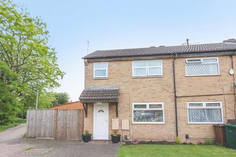 3 bedroom end of terrace house for sale - HOLDERNESS CLOSE, STENSON FIELDS