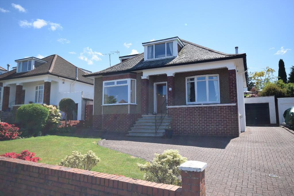 3 Bedrooms Detached Bungalow for sale in Nethercliffe Avenue , Netherlee , Glasgow, G44 3UL