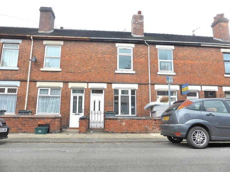 2 Bedrooms Terraced House for sale in Keary Street, Stoke