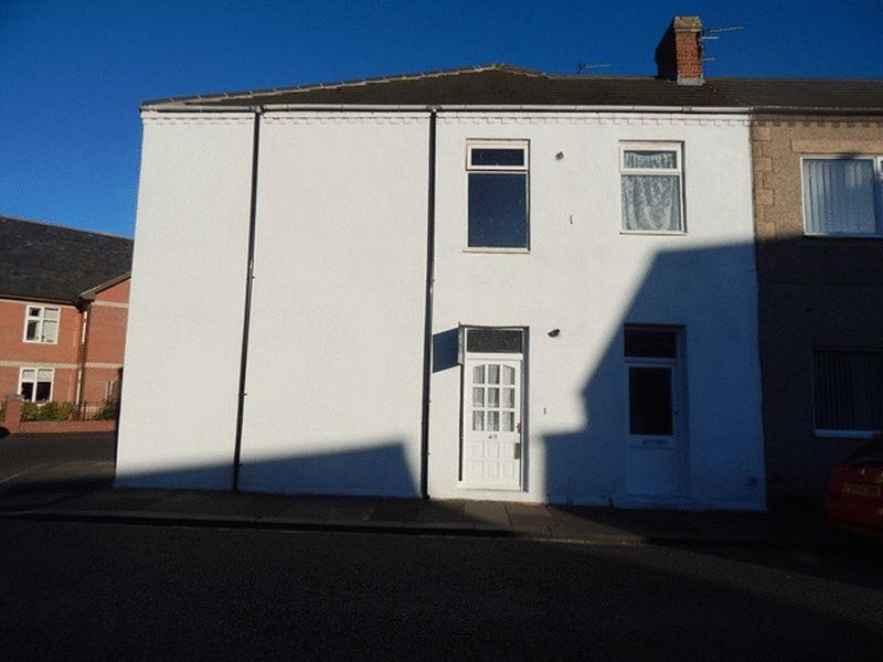 1 Bedroom Flat for sale in Plessey Road, Blyth