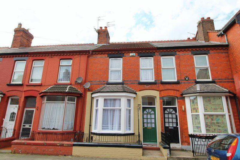 3 Bedrooms Terraced House for sale in Bennett Street, Liverpool