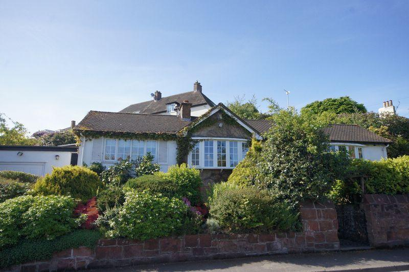 2 Bedrooms Detached Bungalow for sale in Rocky Lane South, Heswall