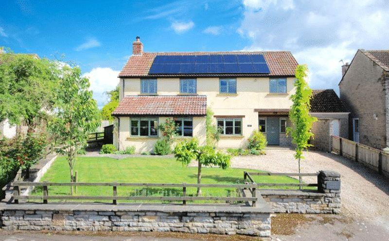 5 Bedrooms Detached House for sale in BABCARY - Between Castle Cary and Somerton