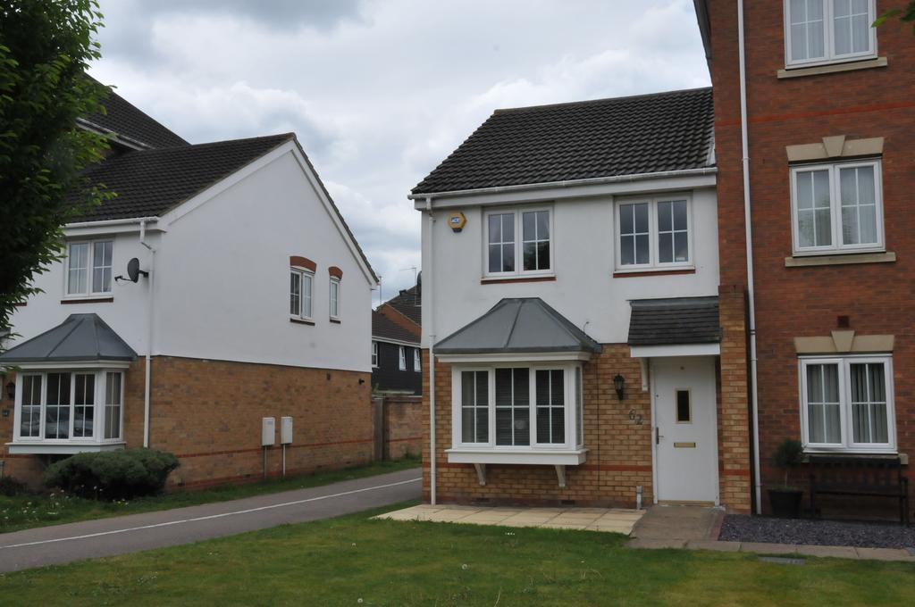 3 Bedrooms End Of Terrace House for sale in Campion Road, Hatfield, Hatfield