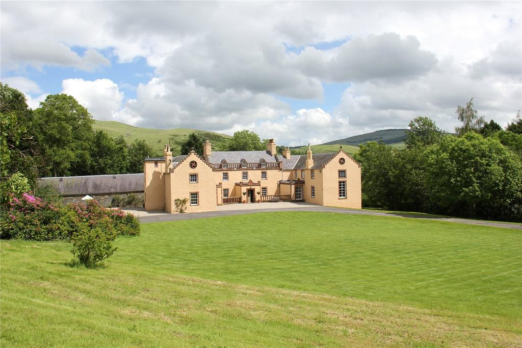 9 Bedrooms Equestrian Facility Character Property for sale in Ashiestiel, Clovenfords, Selkirkshire, TD1
