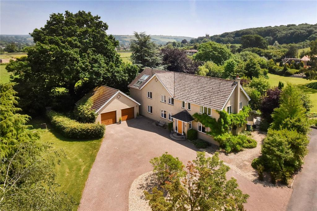 5 Bedrooms Detached House for sale in Barton Road, Winscombe, Bristol, BS25