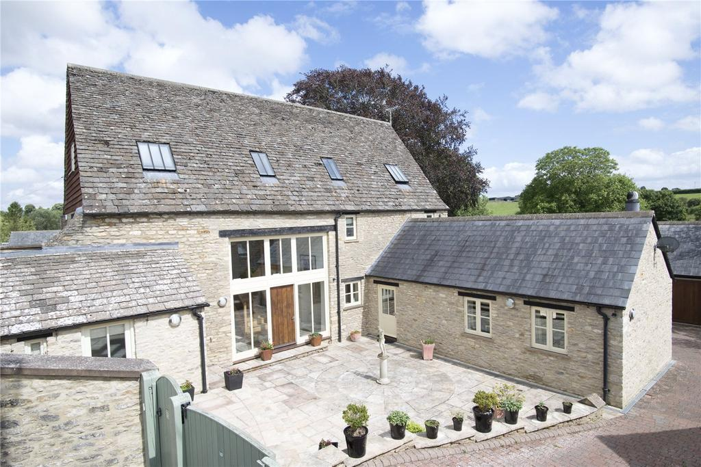5 Bedrooms Detached House for sale in Victoria Road, Quenington, Cirencester, Gloucestershire, GL7