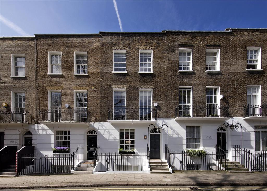 4 Bedrooms Terraced House for sale in Trevor Square, London, SW7