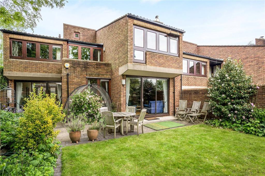 4 Bedrooms Detached House for sale in West Hill Park, Highgate, London, N6