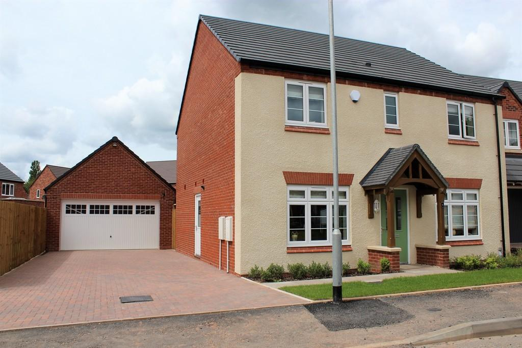 4 Bedrooms Detached House for sale in 6 Barnfield Close , 6 Barnfield Close