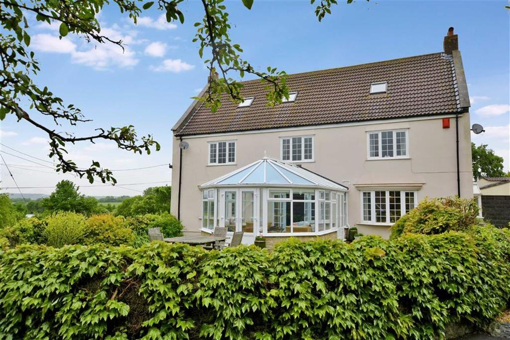 5 Bedrooms Detached House for sale in Hillend, Locking, Somerset, BS24