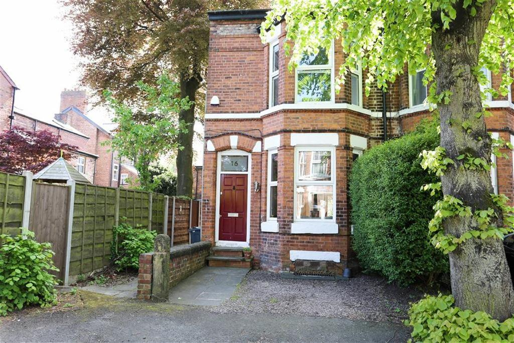 4 Bedrooms End Of Terrace House for sale in Montrose Avenue, West Didsbury, Manchester