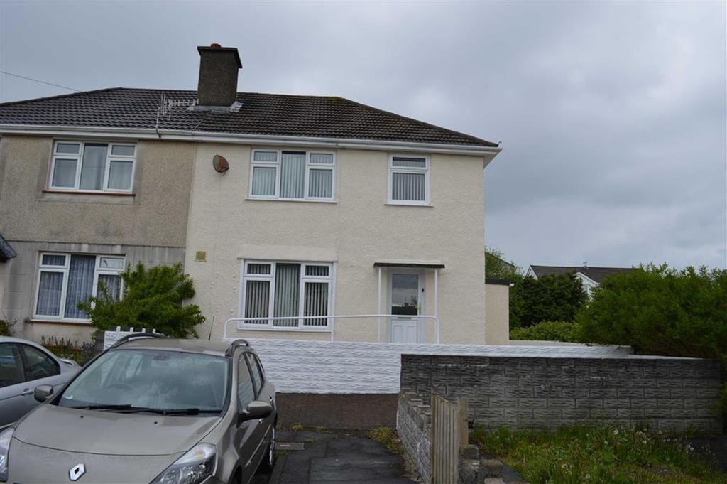3 Bedrooms Semi Detached House for sale in Coedwig Place, Swansea, SA5