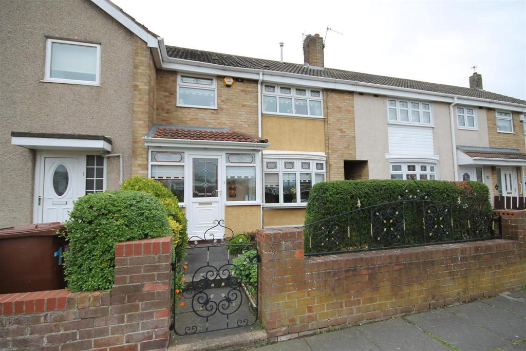 3 Bedrooms Terraced House for sale in Sinclair Road, Rift House, Hartlepool