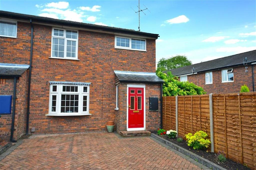 3 Bedrooms End Of Terrace House for sale in Skidmore Way, Rickmansworth, Hertfordshire, WD3