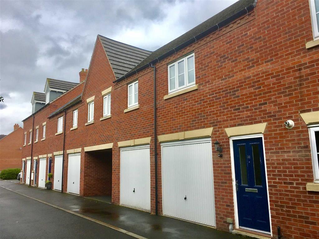 1 Bedroom Flat for sale in Sutton Bridge, Shrewsbury
