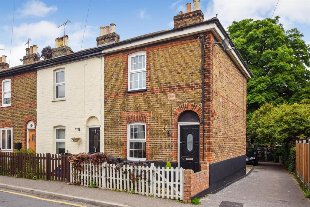 2 Bedrooms End Of Terrace House for sale in Wantz Road, Maldon