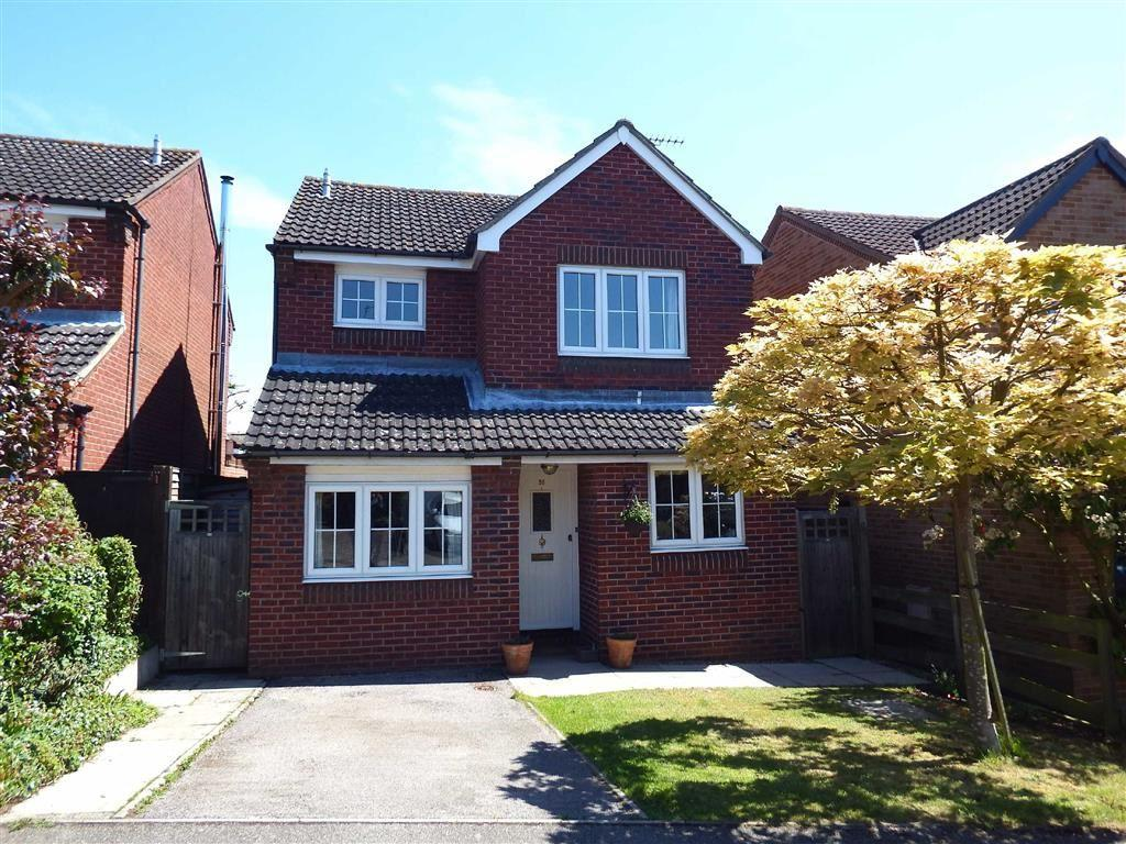 3 Bedrooms Detached House for sale in Cherry Tree Rise, Walkern, Hertfordshire, SG2