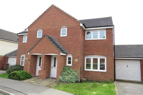 3 bedroom semi-detached house for sale - Milburn Drive, Northampton, NN5