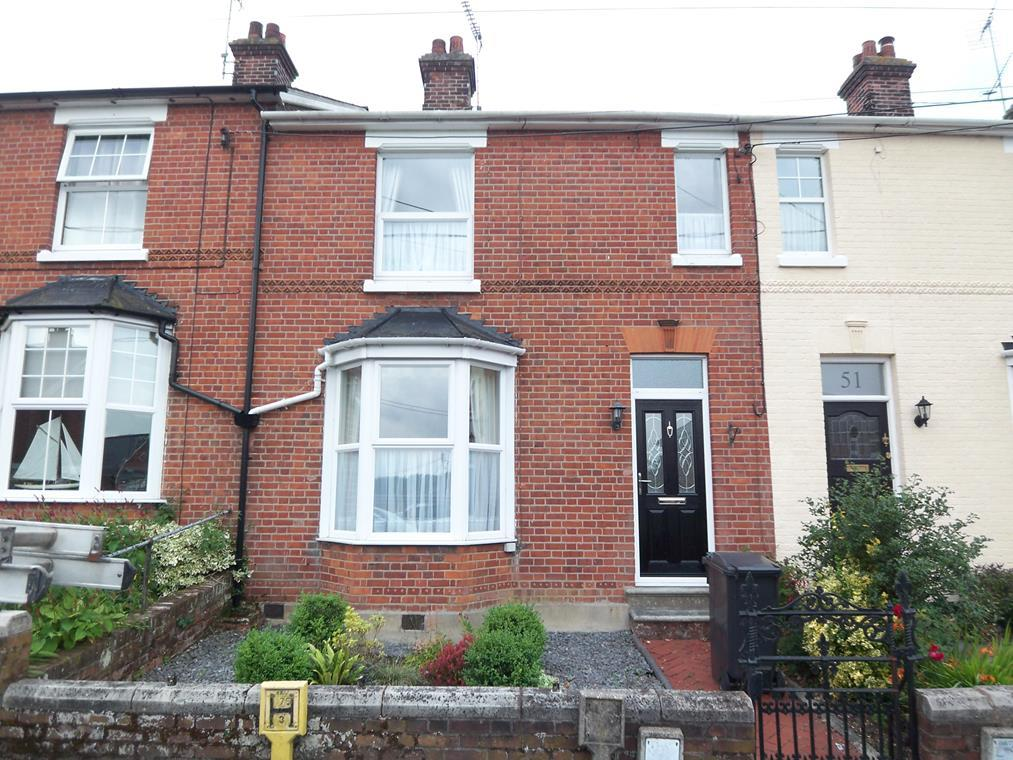 2 Bedrooms Terraced House for sale in Beridge Road, Halstead CO9