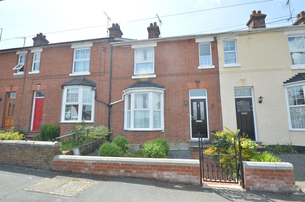 2 Bedrooms Terraced House for sale in Beridge Road, Halstead CO9