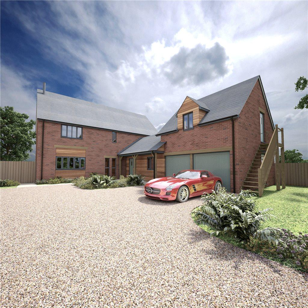 4 Bedrooms Detached House for sale in Hill Lane, Elmley Castle, Worcestershire, WR10