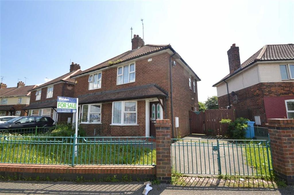 2 Bedrooms Semi Detached House for sale in Wingfield Road, Hull, East Yorkshire, HU9